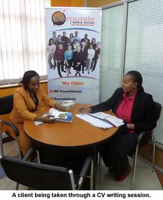 Professional cv writing services kenya